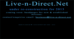Preview of live-n-direct.net